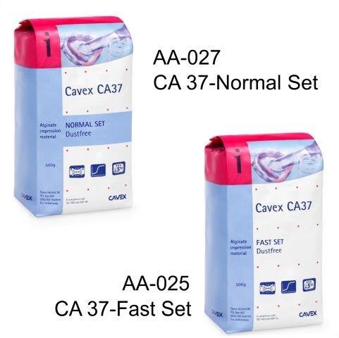 Cavex regular & Fast Set Alginate